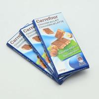 Carrefour Chocolate Milk & Hazelnut Whole 100 g
