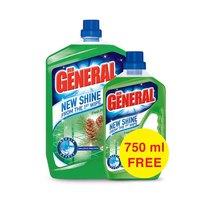 Der General Floor Cleaner Shine Pine 3L +750F