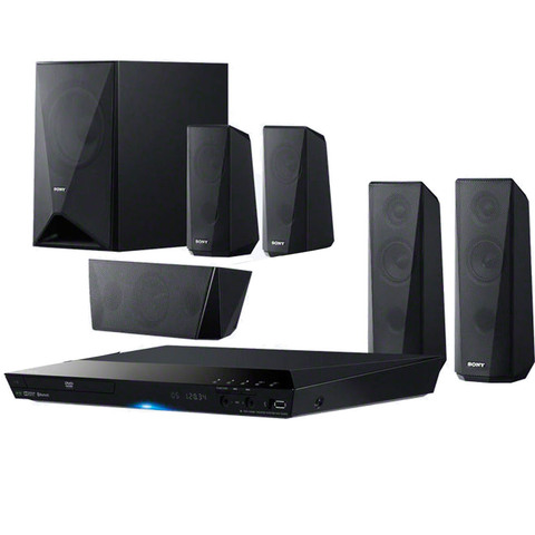 Sony-Home-Theater-5.1-DAV-DZ350K