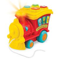 WinFun Animal Sounds Train