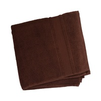 Kinzi Bath Towel 70x140 Cm Brown