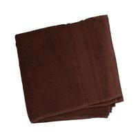 كنزي منشفة إستحمام قياس 70x140 سم لون بني