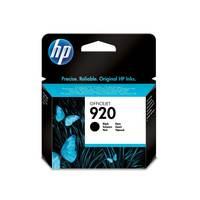 hp Inkjet Cartridge CD971AE 920 Print 420 Page Black