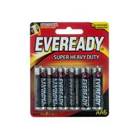Eveready Battery AAx4 Black