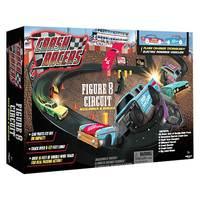Crash Racers Figure 8 Circuit Track