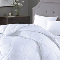 Tendance Basic White Comforter  Single Warmer 160X220