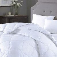 Tendance Basic White Comforter Single Warmer 160X220