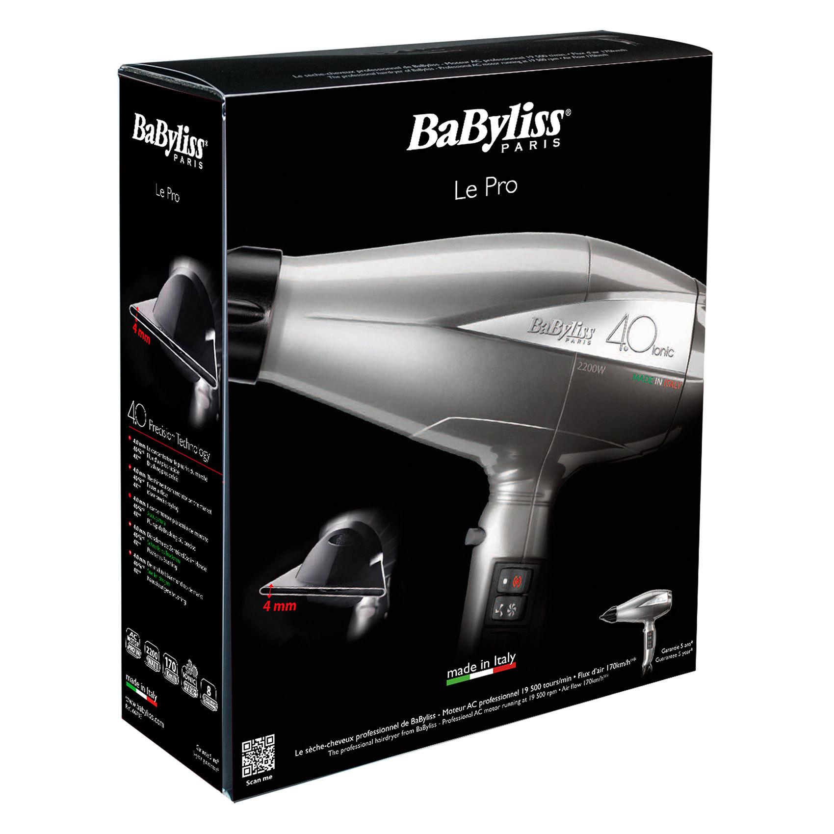 BABYLISS HAIR DRYER 6670 SDE
