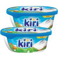 Kiri Creamy Tub Cheese 500gx2