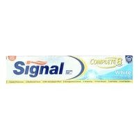 Signal Complete 8 Actions White Toothpaste 120 ml
