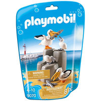 Playmobil Family Fun Pelican Family
