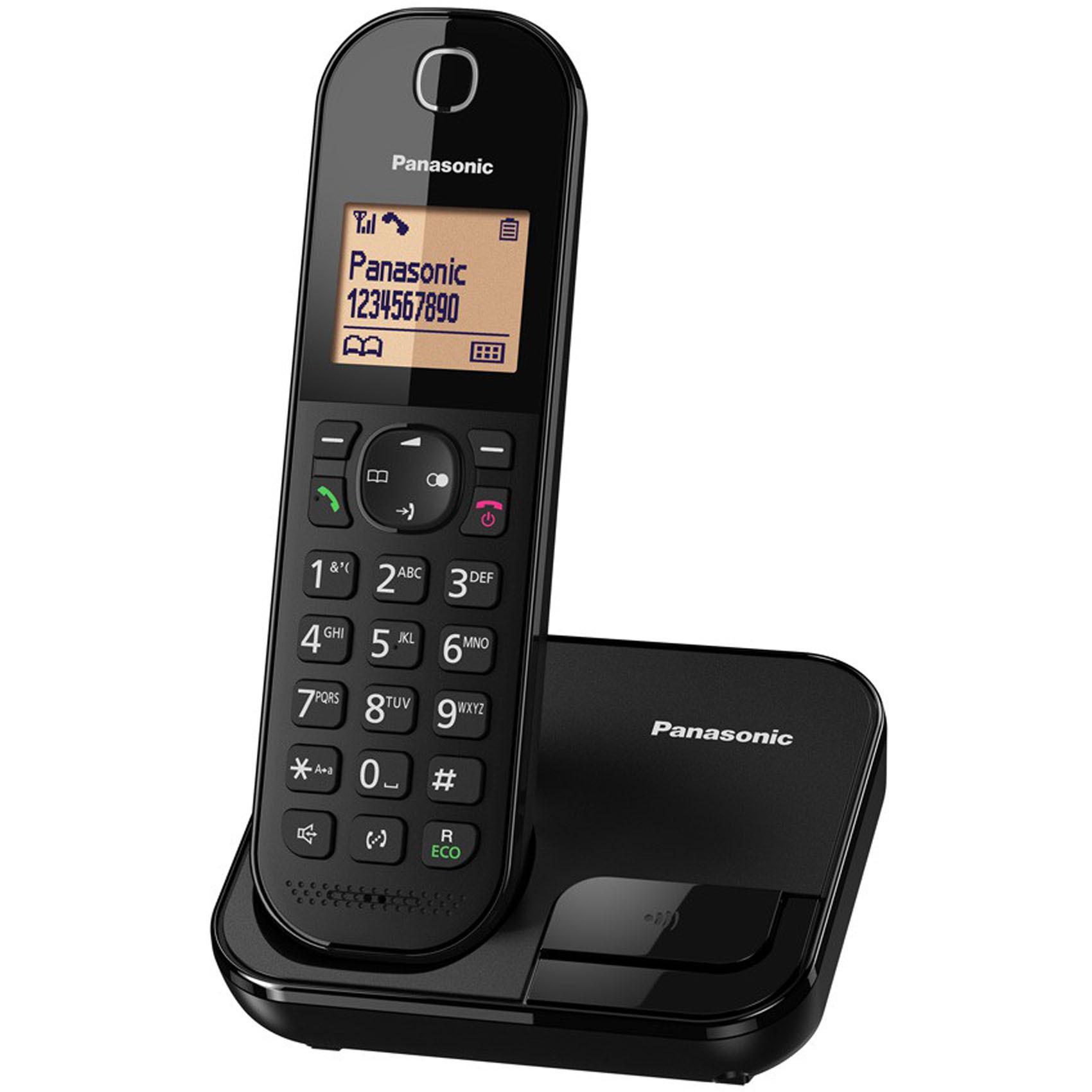 PANASONIC KX-TGC410UEB DECT PHON BK