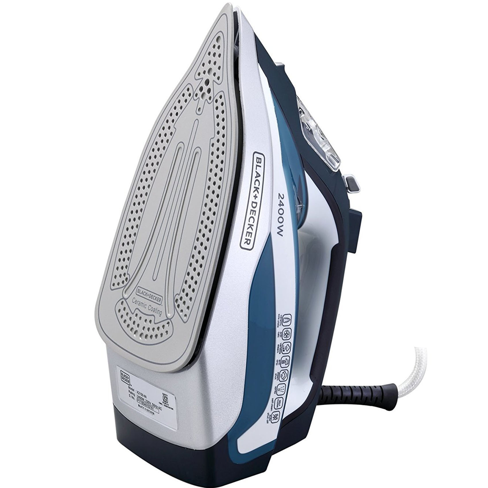 B&D STEAM IRON X2150-B5
