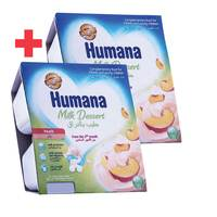 BUY 1 + 1 FREE Humana Milk Peach Dessert
