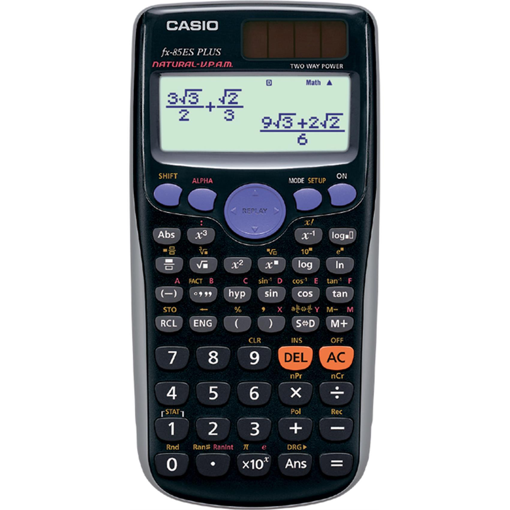 CASIO FX-85ES PLUS SCIENTIFIC