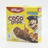 Kelloggs Coco Pops Bars 20 g x 6 Pieces