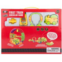 Power Joy My First Train Set 14 Pcs