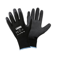 Lampa Latex Gloves Coated - Size 10