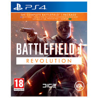 Sony PS4 Battlefield 1 Revolution