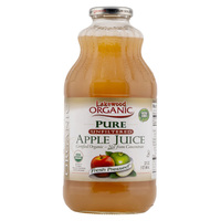 Lakewood Organic Apple Juice 946ml
