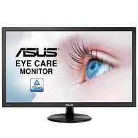 "Asus Monitor VP247HA 23.6"" FHD  1920x1080  178° Wide Viewing Angle Ultra-low Blue Light"