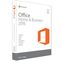 Microsoft Office Mac Home&Business 2016