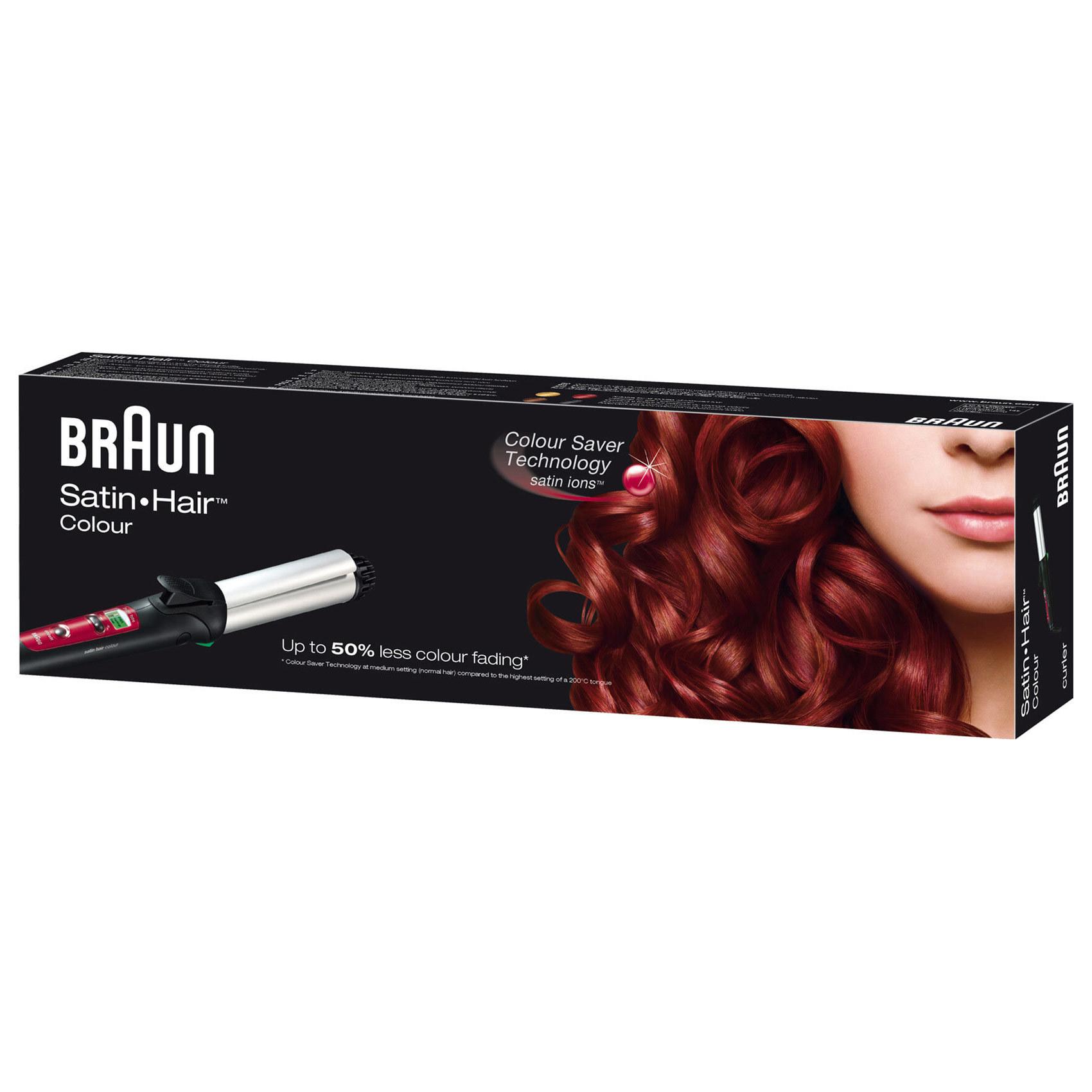 BRAUN HAIR CURLER EC2-C