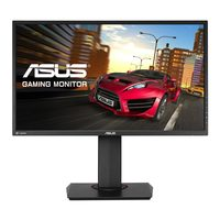 "Asus Gaming Monitor  MG278Q 27"" 144Hz WQHD Free Sync 1ms Rapid Response Time, Dual HDMI DisplayPort SB 3.0 2560 x 1440 Display with Pivot Tilt  and Swivel"