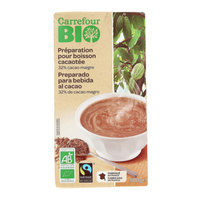 Carrefour Bio Organic Chocolate Powder Drink 500g