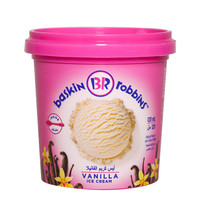 Baskin Robins Vanilla Ice Cream 120ml