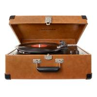 Crosley Keepsake Portable USB Turntable CR6249A Tan