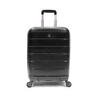 """Sonada Trolley Luggage Bag 24"""" Black"""