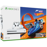 Microsoft Xbox One S Console 500GB + Forza 3 Hot Wheel Pack