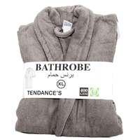 Tendance's Bathrobe X-Large Grey