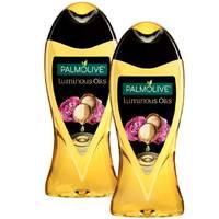 Palmolive Luminous Oils Macadamia Shower Gel 250ml X2