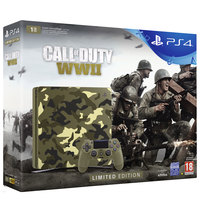 Sony PS4 1TB Call of Duty WWII Limited Edition Console