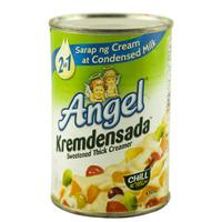 Angel Kremdensada Sweetened Thick Creamer 410ml
