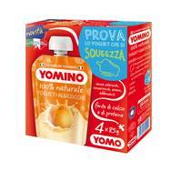 Yomino Drinking Yogurt Apricot 85g x4