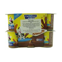 Carrefour Caramel Pudding 60gx12