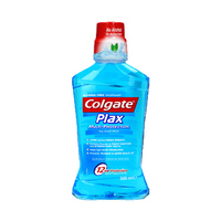 Colgate Mouthwash Plax Spearmint 500ML 25% Off