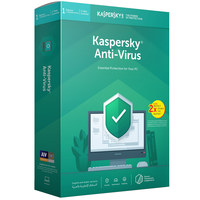 Kaspersky Antivirus 2019 1+1 User