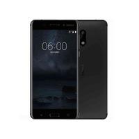 Nokia  6 Smartphone Dual Sim 4G Matte Black