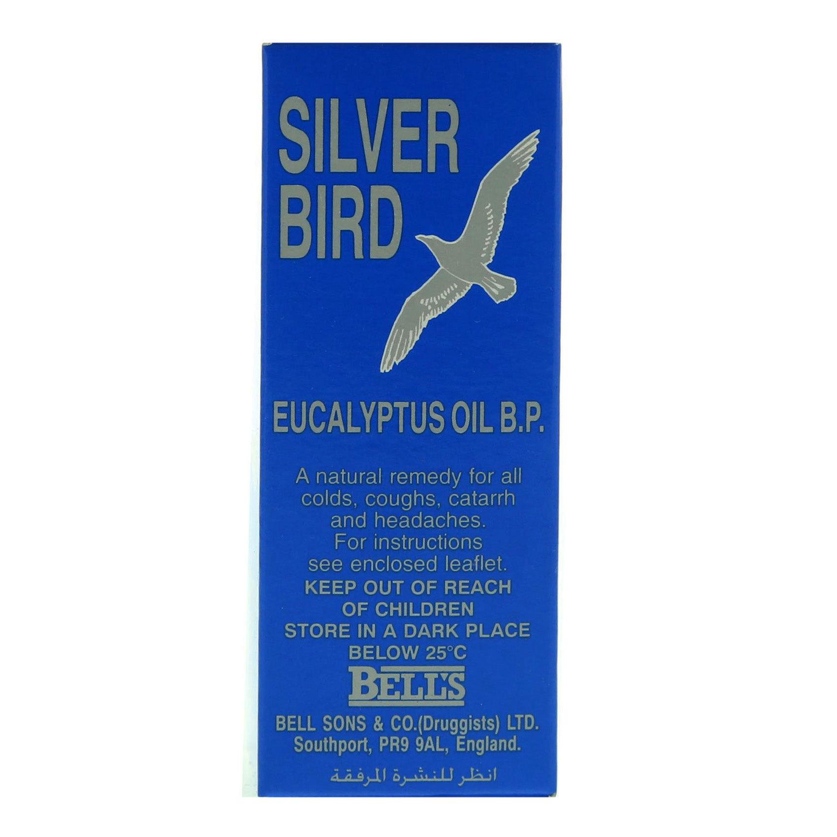 SILVERBIRD EUCALYPTUS OIL B.P. 28ML