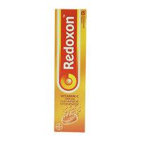 Bayer Redoxon Vitamin C 1000Mg Orange Effervescent.