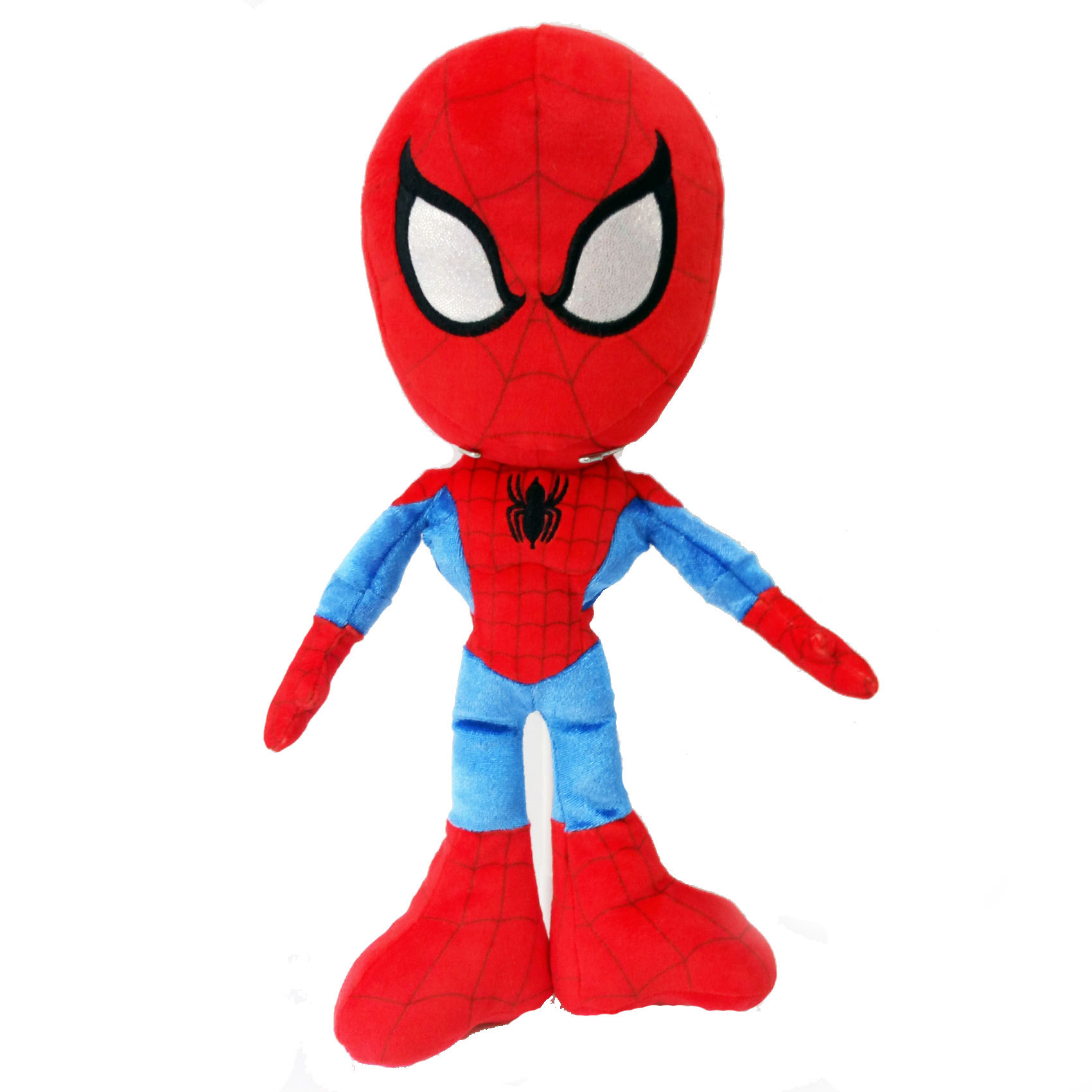 "Buy Marvel Plush Spiderman Action Figure 10"" Online in UAE ..."