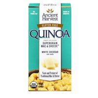 Ancient Harvest Quinoa Super Grain Mac & Cheese White Cheddar with Shells 175g