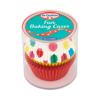 Dr.Oetker Fun Baking 75 Cases