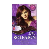 Wella Koleston Long Lasting Intense Color Cream 4/6 Red Burgundy