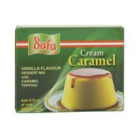 Safa Crème Caramel Vanilla Flavour 70g