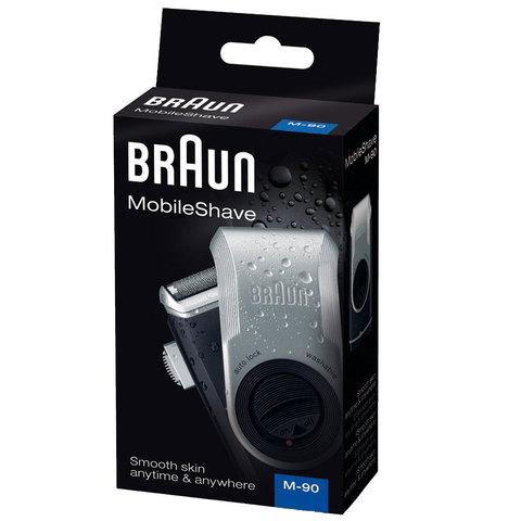 Braun-Shaver-M90